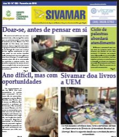 Jornal Sivamar - Fevereiro 2015